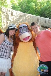 with king louis =]